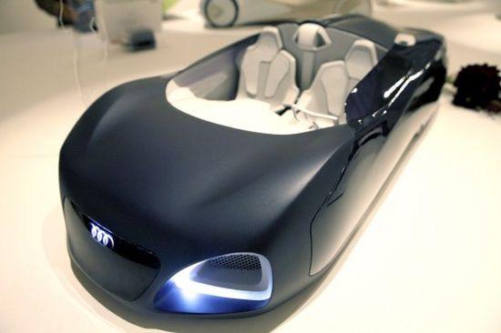 Hyungjin Kim Audi O2 concept