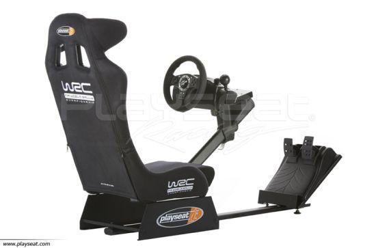 layseat WRC Driving Simulator 4