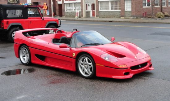 Ferrari F50 for sale on JamesEdition 5