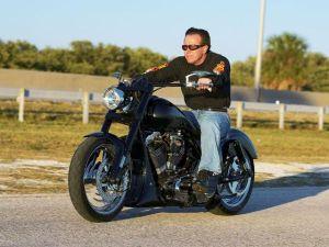 0808_hbkp_08_z+1993_Harley-Davidson_Evolution+Black