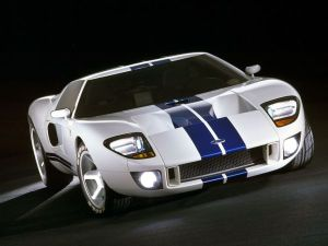 White-Ford-GT40-HD-Wallpaper
