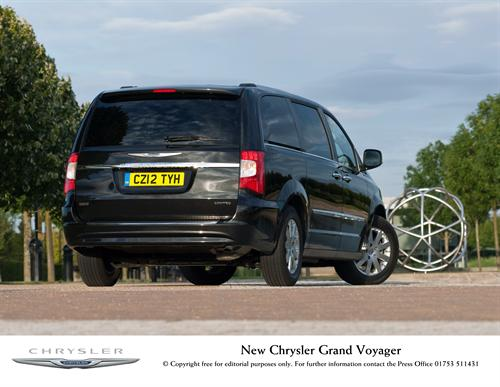 Jeep Chrysler Grand Voyager