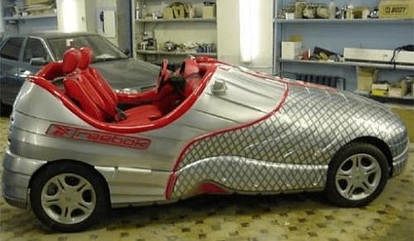 Reebok-Training-Shoe-Car