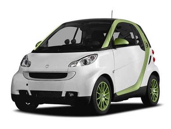 2014 Smart Fortwo EV Coupe