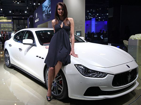 GERMANY-AUTOMOBILE-ECONOMY-FAIR-IAA