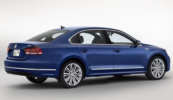 2014 VW Passat TDI