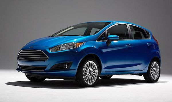 Ford Fiesta SE EcoBoost