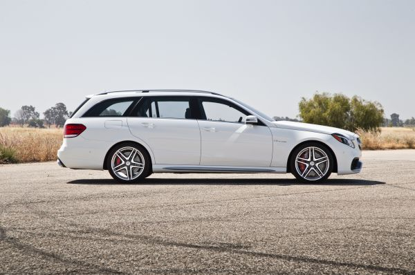 Mercedes-Benz E63 AMG 4Matic Wagon