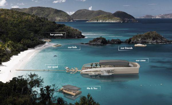 X R- Evolution Super yacht (2)