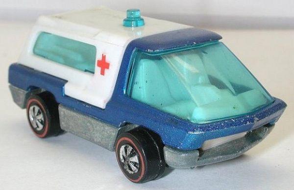 1970 Ambulance