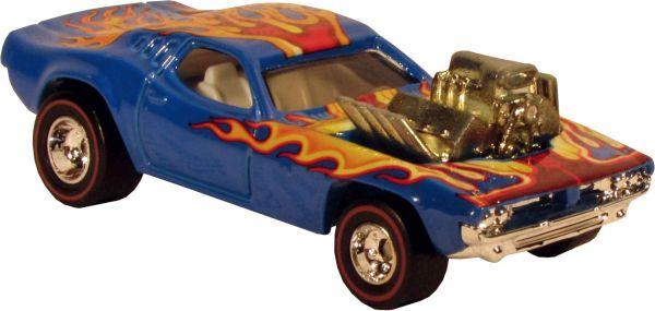 1974 Blue Rodger Dodger