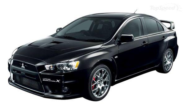 Mitsubishi Lancer Evolution X GSR