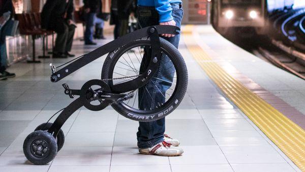 Halfbike II – Your stylish personal transporter - Auto Chunk