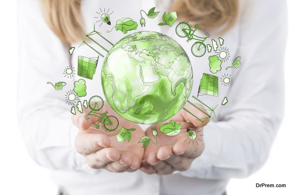 clean environment, eco renewable energy