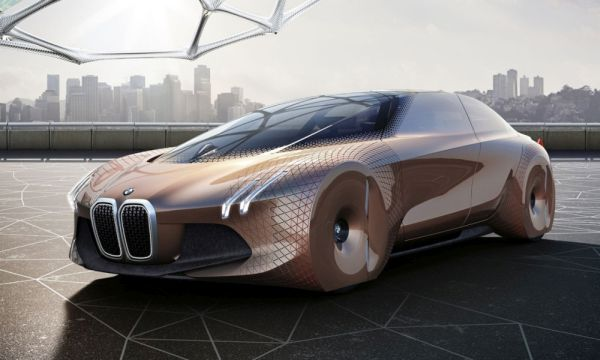 BMW concept car 1