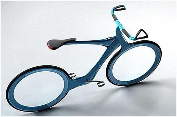 Minimalist bicycle