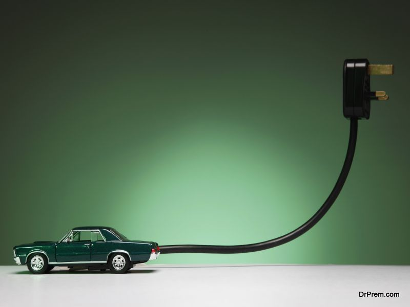 about electric vehicles