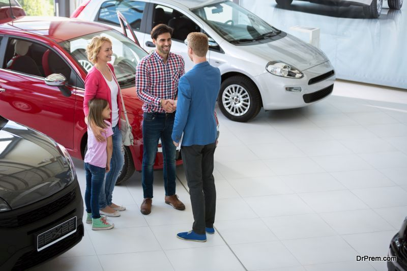 Finding the Right Car