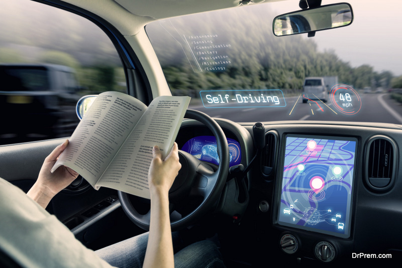 The self-driving