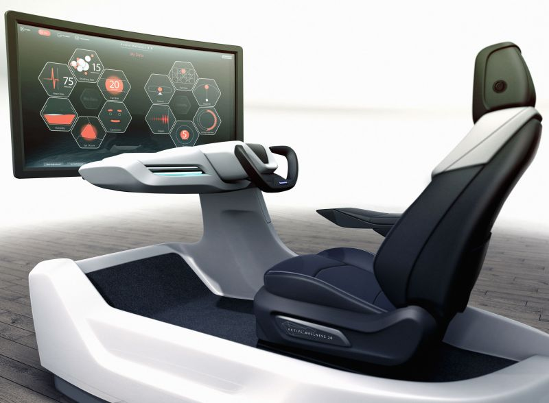 Lear Into Intelligent Seating Ecosystem