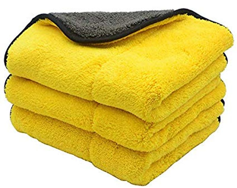 Plush Cleaning Cloths