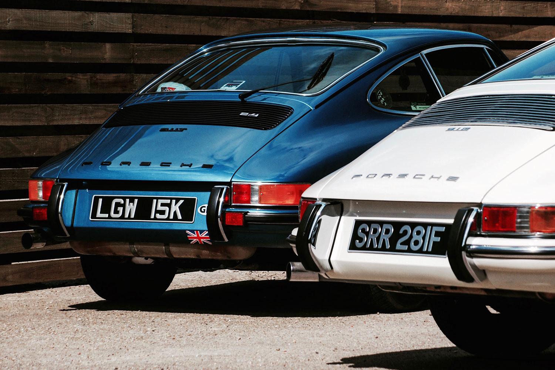 Auto Classica Storage Ltd - Classic Car Storage - Aircooled Porsche 911