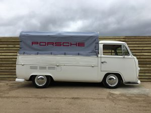 Classic VW Pick up | Auto Classica Storage Classic VW camper storage
