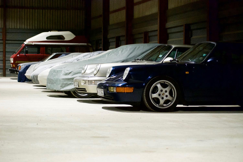 modern classic and future classic sprts car storage | Auto Classic Storage Ltd