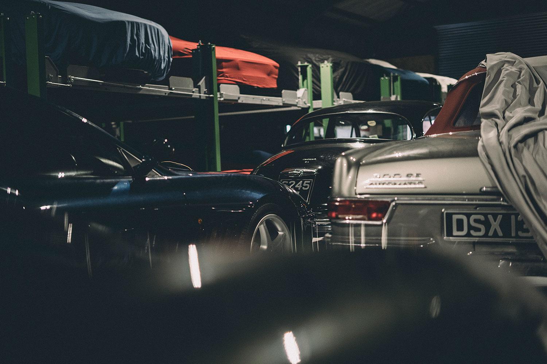 Classic Car Storage Auto Classica Storage