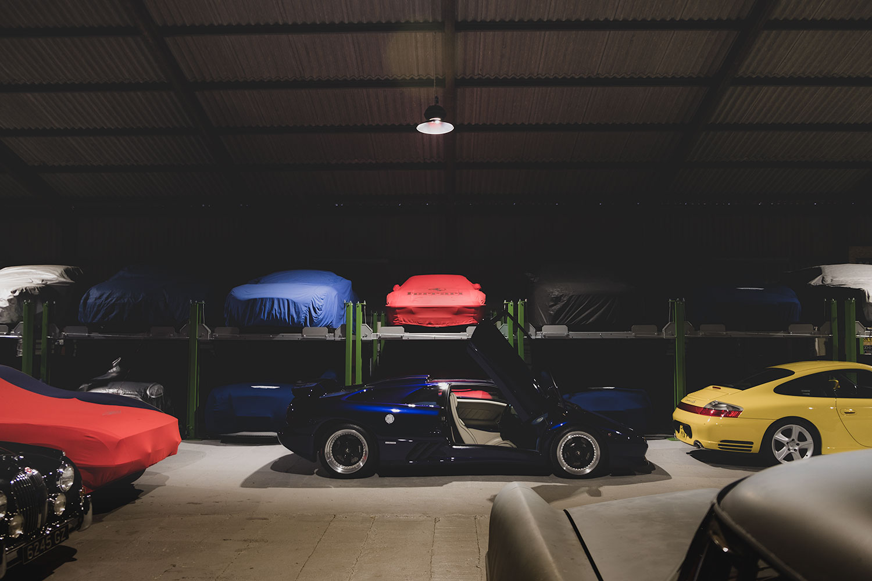 Supercar Storage | Auto Classica Storage