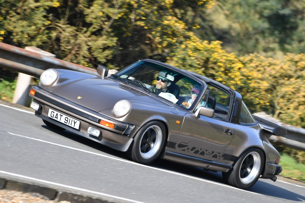Cars To The Claydons - 911sc Targa