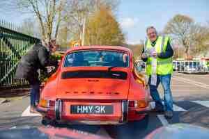 MK Classic Car Tour @ Poplars Garden Centre