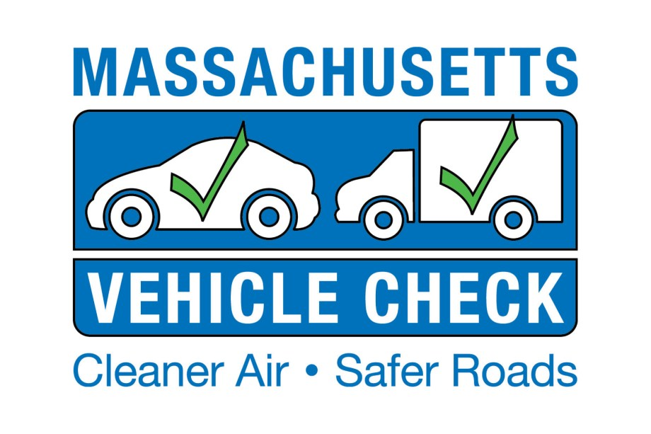 inspección vehicular en Massachusetts