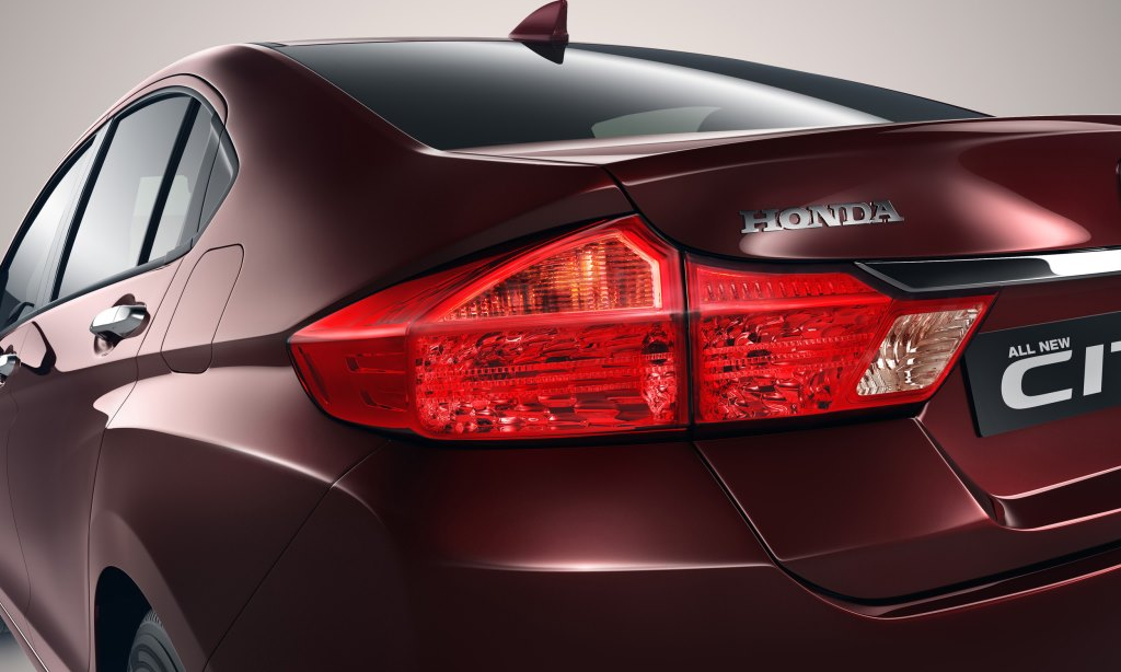 2014 Honda City tail lamp