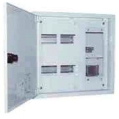 6 Way Tpn Distribution Board 2005 Pontiac Sunfire Stereo Wiring Diagram C S Cable End Box Double Door Disribution In India