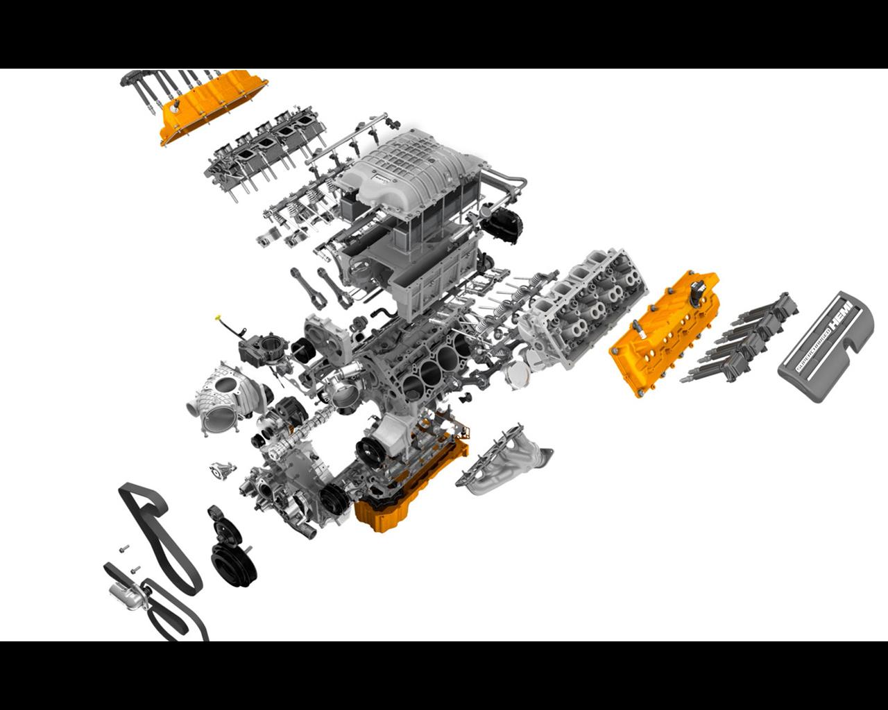 Dodge Challenger Srt 392 Hemi And Srt Hellcat