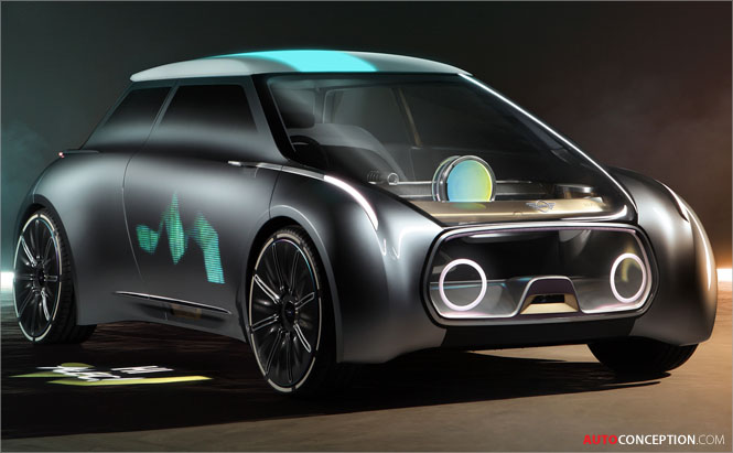 Electric Mini Confirmed For Production  Autoconceptioncom