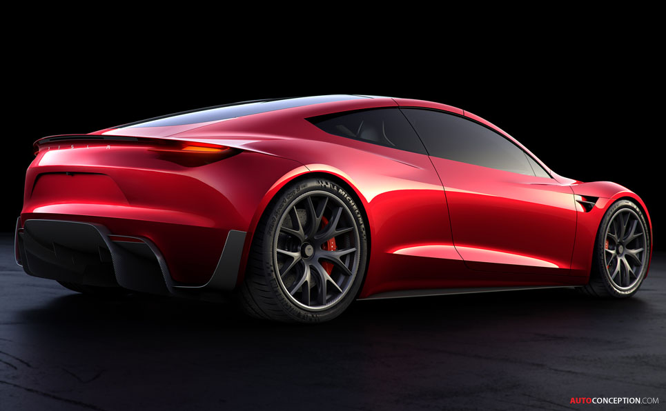 Tesla Unveils New Roadster And Semi Truck  Autoconceptioncom