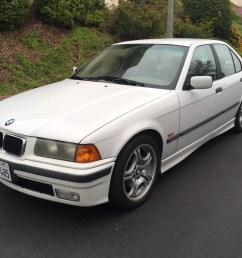 1998 bmw 328i sedan [ 1024 x 768 Pixel ]