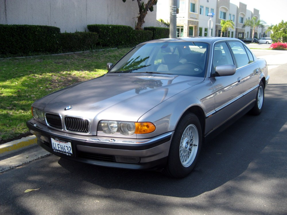medium resolution of 2000 bmw 740il sold