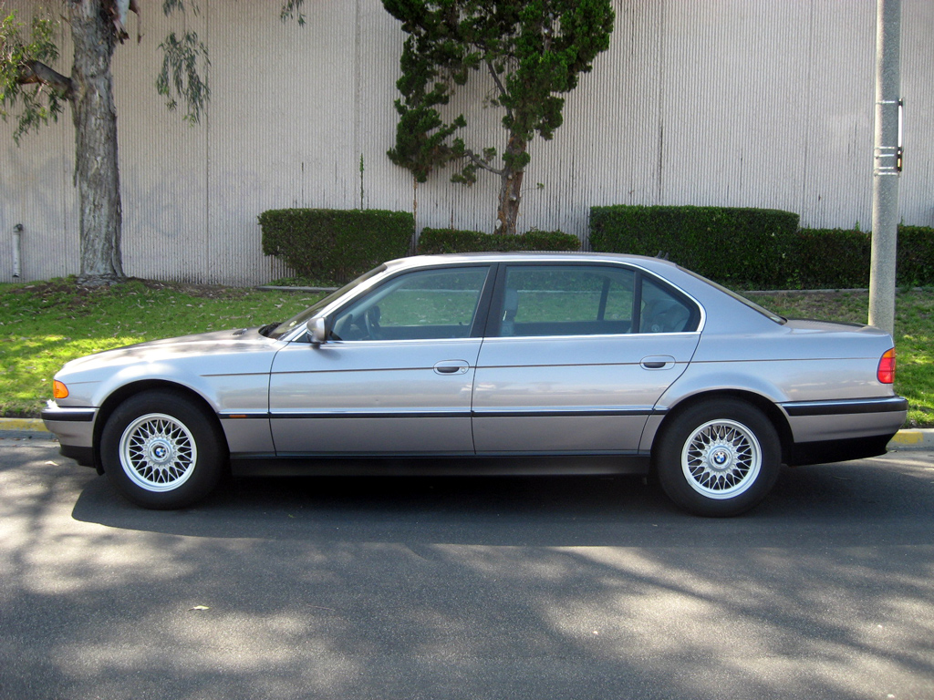 hight resolution of 2000 bmw 740il sold
