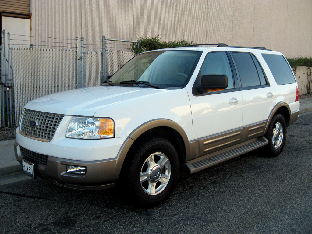 2004 Ford Expedition  SOLD 2004 Ford Expedition EB
