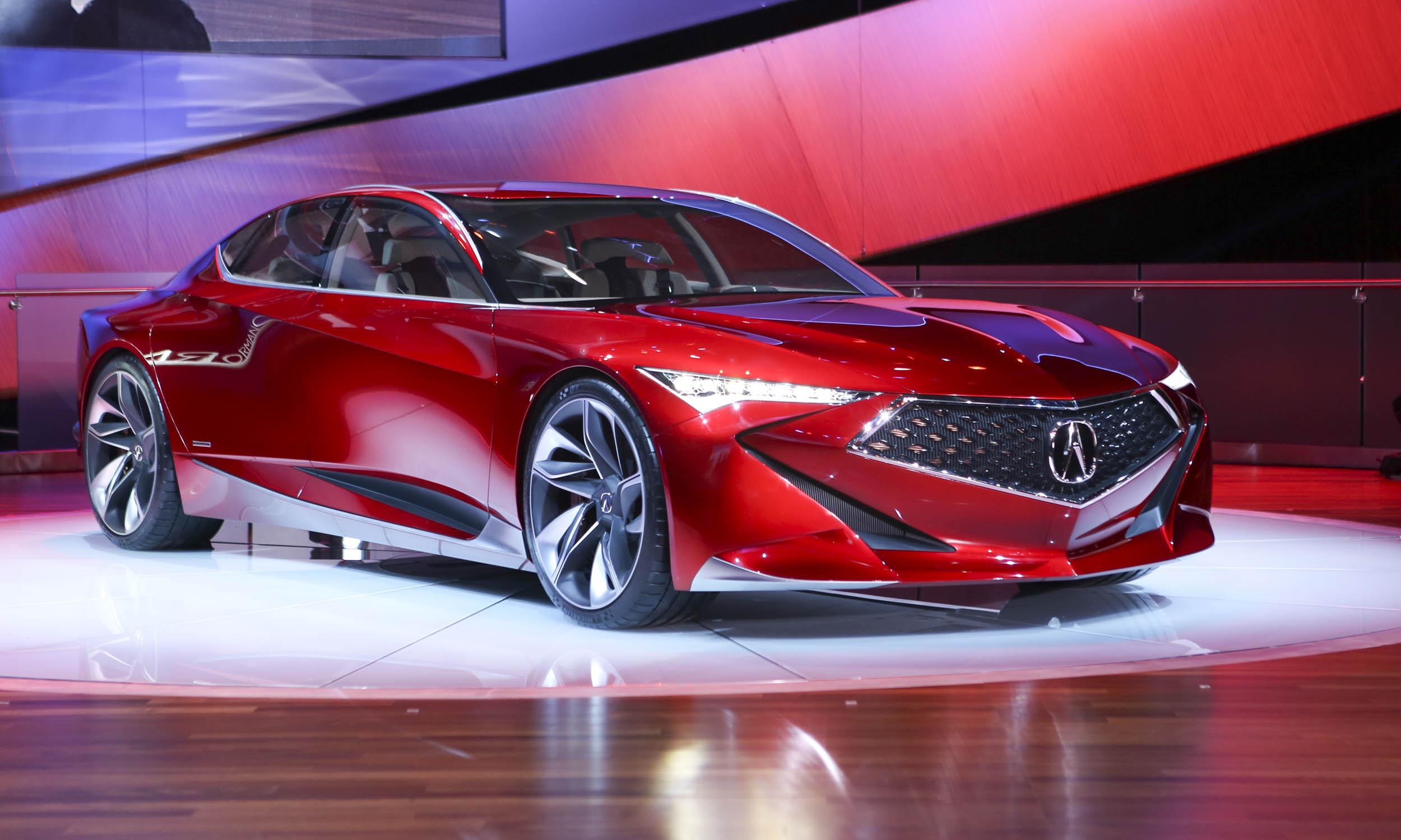 Top Concept Cars Of 2016  » Autonxt