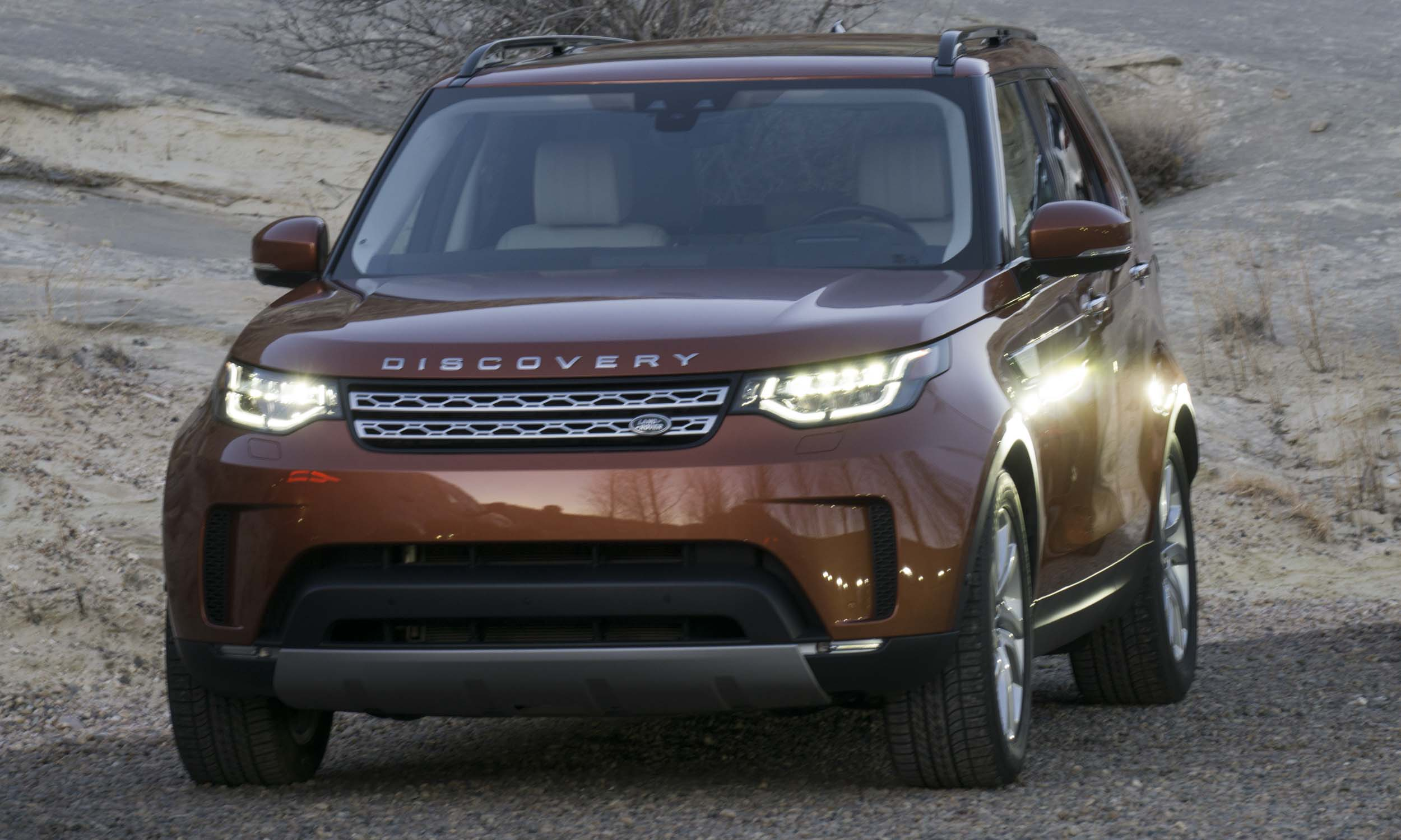 2017 Land Rover Discovery First Drive Review AutoNXT