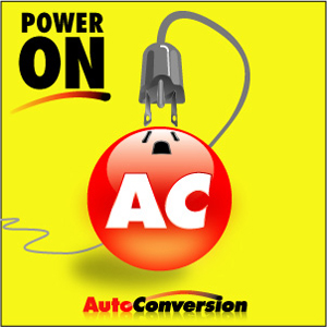 Power On with AutoConversion
