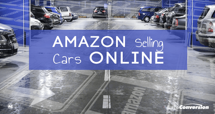 amazon selling cars online