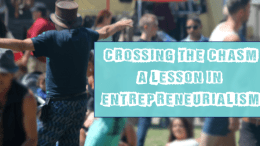 a lesson in entrepreneulism