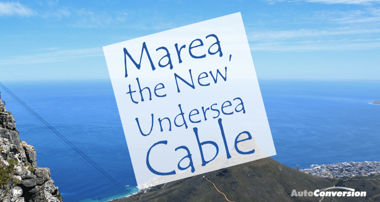 marea ocean cable