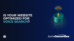 Is your website optimized for voice search