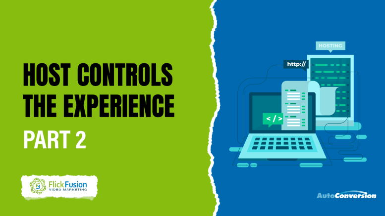 Video Hosting Controls Shopper Experience